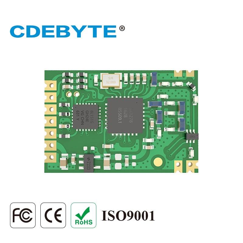 E32-433T20S1 Lange Palette SX1278 433 mhz 100 mw IPX Stempel Loch Antenne IoT uhf Wireless Transceiver Modul SMD Sender Empfänger
