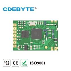 E32-433T20S1 SX1278 433 mhz de Longo Alcance 100 mw Selo Buraco IPX Antena uhf Transceptor Sem Fio Módulo IoT SMD Receptor Transmissor
