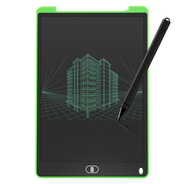 2606a81e8121 Ainol Green 12   LCD Writing Tablet Digital Graphic Tablet Drawing Pad  Smart Electronic Tablet