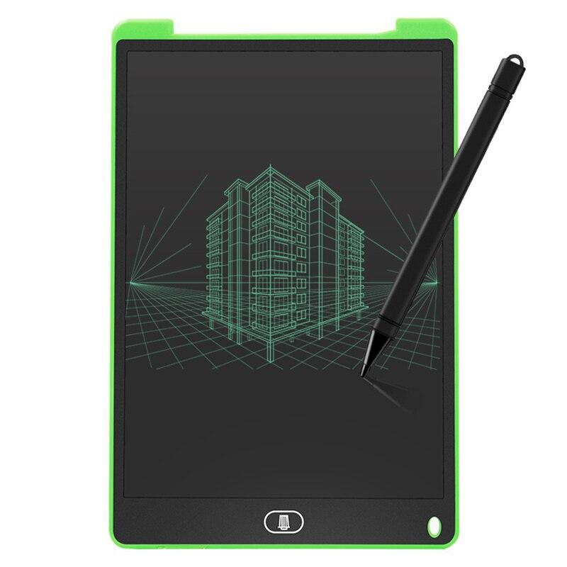 Ainol Vert 12 ''tablette d'écriture lcd Numérique tablette graphique tapis de dessin Intelligent Électronique Tablet avec souris pad fonction jouets pour enfants