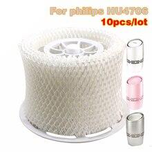 10 шт./лот Бесплатная доставка в Исходном OEM HU4706 увлажнитель фильтры Фильтр бактерий и масштаб для Philips HU4706 Увлажнитель Частей