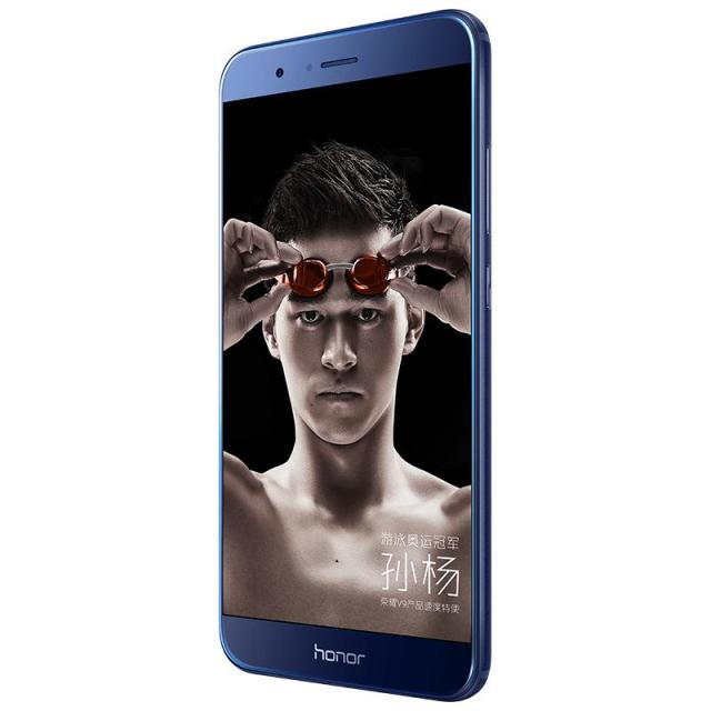 International Firmware Huawei Honor V9 4G/6G RAM 64G/128G ROM Kirin 960 Octa Core Mobile Phone 2K Screen 5.7inch Android 7.0