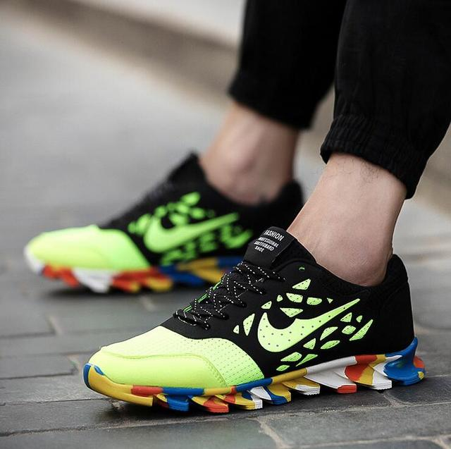 92f34e4483f 2016 new running shoes summer air men sneakers trainers breathable sneakers  Men women chaussure homme tennis sports shoes
