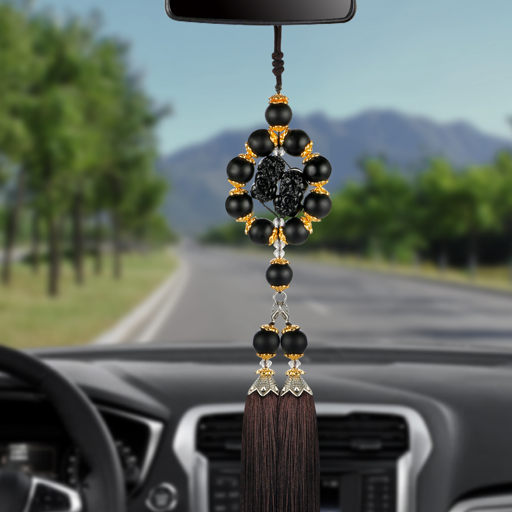 car automobile hanging interior in from pendant ball mirror ornament ornaments suspension crystal automobiles decoration rear gifts view diamond auto item charm
