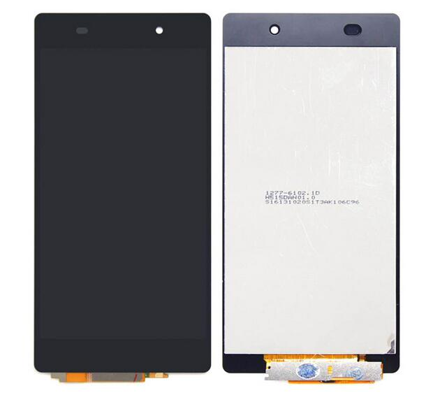 2pcs For Sony Xperia Z3 L55t D6603 D6653 LCD Display+Touch Screen Digitizer Assembly