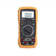 Купить с кэшбэком Mini Digital Multimeter Voltage Current Resistance Precision multimetro electrician diagnostic-tool tester measuring instruments
