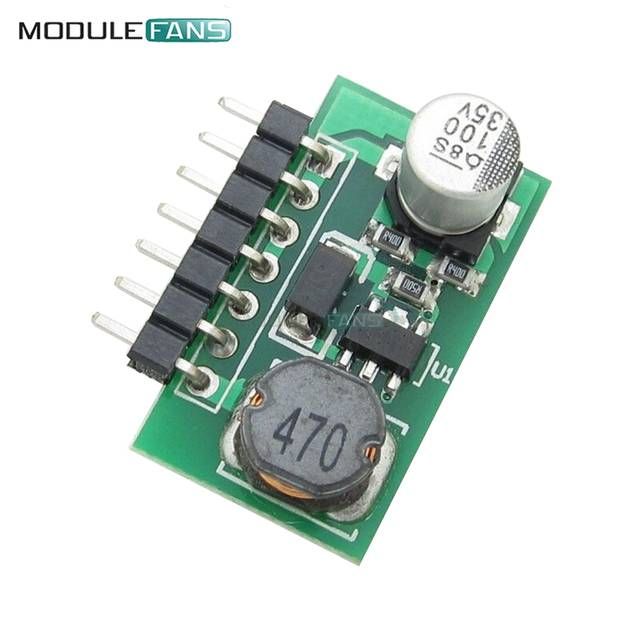 Online Shop DC-DC LED Lamp Driver Drive PWM Dimmer Control Board 3W