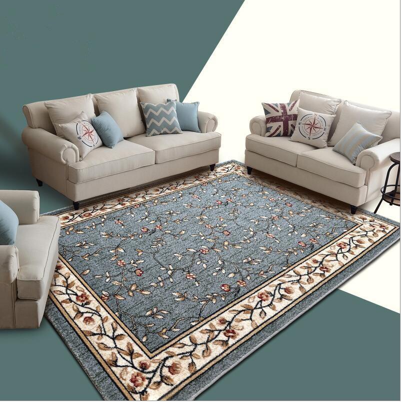 Seagate American Carpet Living Room European Style Coffee ...