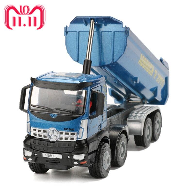 aliexpress - 2pcs 150 Transport Articulated Dump Truck Toys