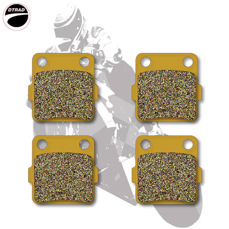 Motorcycle Brake Pads Front For HONDA <font><b>ATC</b></font> 200 83-87 250 83-84 TRX 420 07-15 TRX 250 87-92 01-15 300 93-14 <font><b>400</b></font> 99-08 image