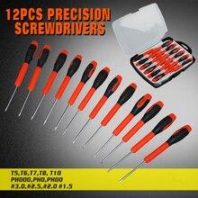 precision tools stanley. free slotted rushed stanley destornillador 12pcs precision repair hand tool kit screwdrivers set for pc \u0026 tools