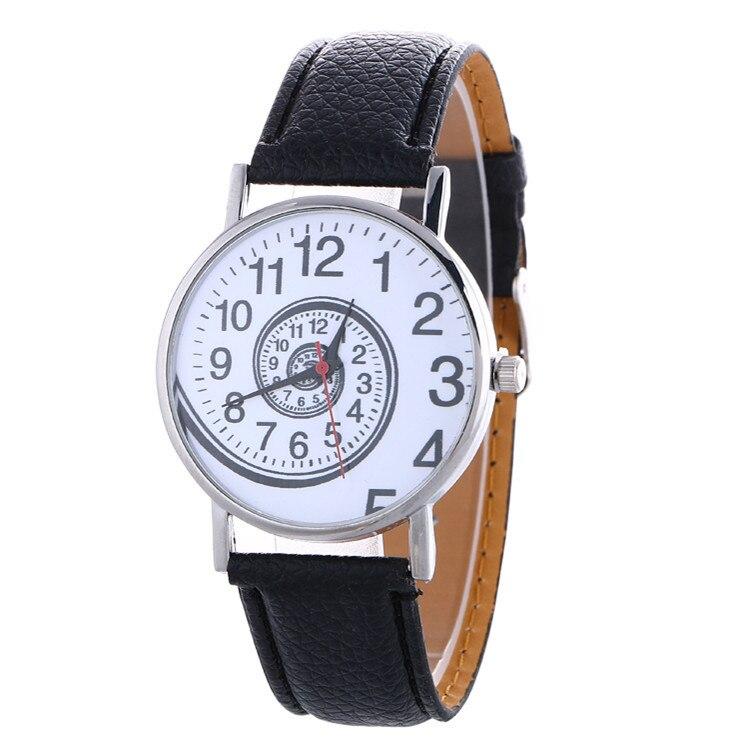 XG575 Casual Womens Quartz Wristwatch Leather Womens Bracelet Watches Dress Watch Special Numbers Feminino Children Gift