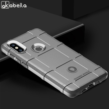 AKABEILA Phone Case Cover For Xiaomi Mi Mix 2S Cases for mix2s Silicone Rugged Shield Covers Housing Bag Back Shell Fundas