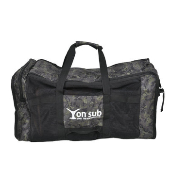 Diving equipment bags equipment bags large-capacity net bags deep diving ankle equipment portable equipment bags
