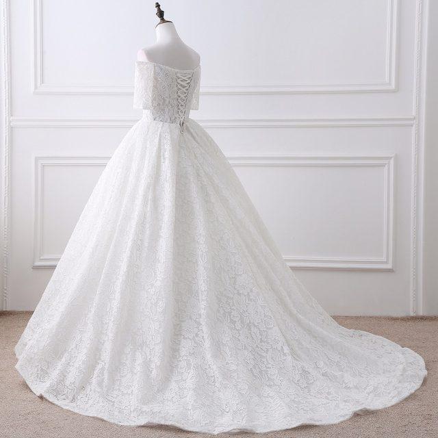 Online Shop Country Western Wedding Dresses vestido de noiva ...