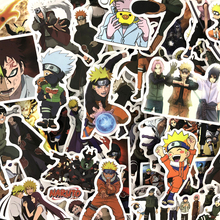 Waterproof Naruto Sticker 49 pcs Set