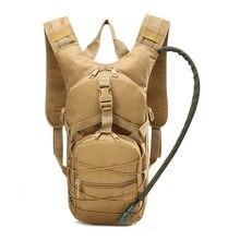 6ea36171eaf Mochila táctica bolsa de agua de deportes Camelback táctico camello bolsas  mochila de hidratación militar bolsa