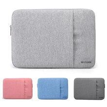 13.3 Laptop Case for Macbook Air/Pro Laptop Bag Women for Touchbar Pro 13 11 12 14 15.6 Inch Case for Notebook bolsa para laptop