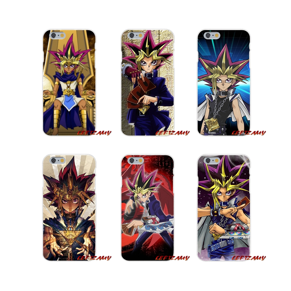 Ambitieus Accessoires Telefoon Shell Covers Anime Yu Gi Oh Yugioh Voor Iphone X Xr Xs Max 4 4 S 5 5 S 5c Se 6 6 S 7 8 Plus Ipod Touch 5 6