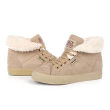 Fur Warm Ankle Boots