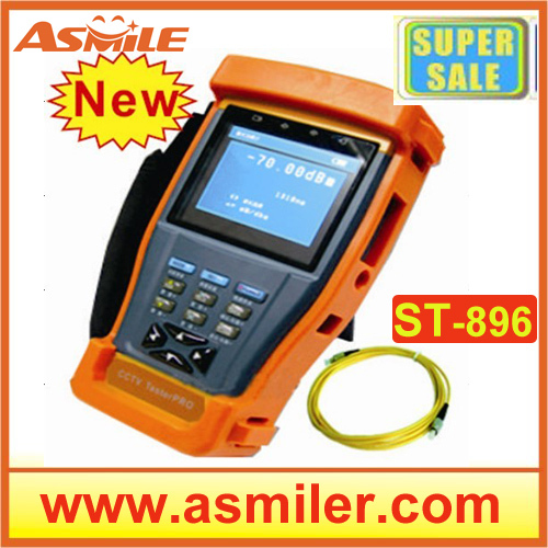 3.5 inch LCD Security CCTV Tester Monitor cctv camera tester st896 from Asmile