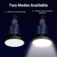 Anti Mosquito Lamp USB Plug 5V Insect Killer Led Light Bulb E27 Bug Zapper Night 110V Pest Control Fly Trap For Garden Home