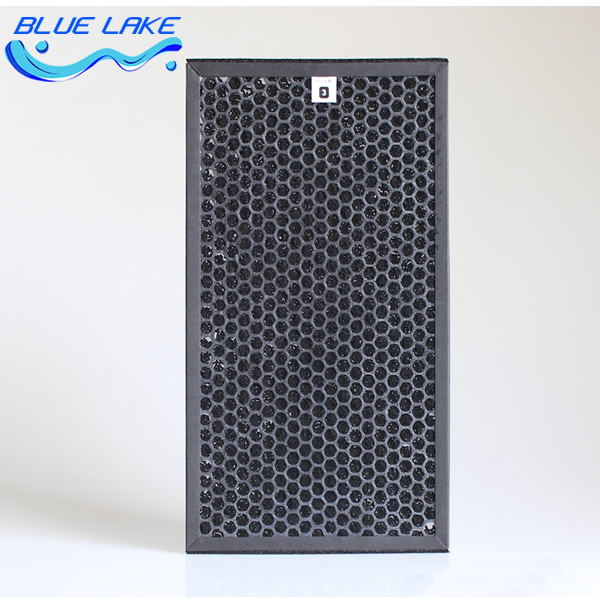Original OEM,activated carbon formaldehyde Filter,size 400x216x6mm,For F-PDF35C F-JXH35C F-PXF35C, air purifier parts недорго, оригинальная цена