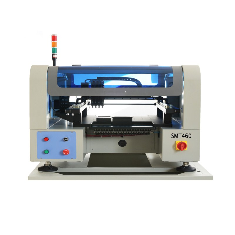 Главное цена руководство Палочки и место машина SMT460 отличное качество оборудование для монтажа на поверхность