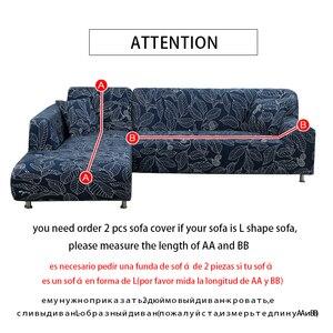 Image 2 - L şekilli kanepe kılıfı streç kesit kanepe kılıfı koltuk takımı kanepe kılıfı s oturma odası için housse kanepe slipcover 1/2/3 /4 kişilik