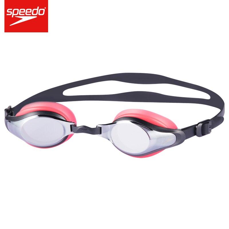 Speedo Professional Swimming Goggles with Anti fog Plating Lens Waterproof Swim Wear