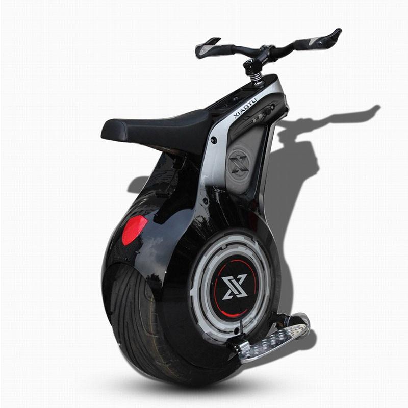 Scooter électrique puissant une roue auto équilibrage Scooters 19 pouces moto 800 W 60 V Scooter monocycle électrique avec APP