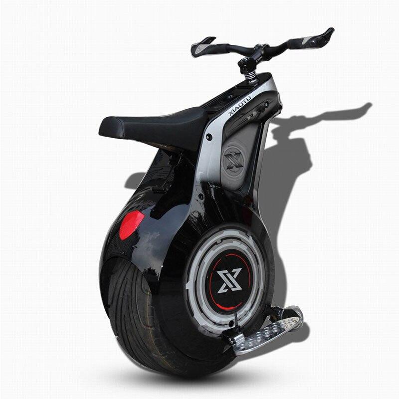 Scooter électrique puissant une roue auto équilibrage Scooters 19 pouces moto 800W 60V monocycle électrique Scooter avec APP