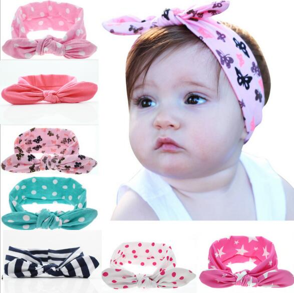 50pcs multicolor cotton Fabric Turban Twist Headband Head Wrap Twisted Knot Hair Accessories Hairband Headwear FD6521