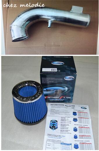 Высокое качество труба воздухозаборника комплект+1 Воздушный фильтр для Шевроле Камаро 3.6 и V8 6.2 Л 3600CC, пожалуйста, свяжитесь со мной для других моделей автомобилей