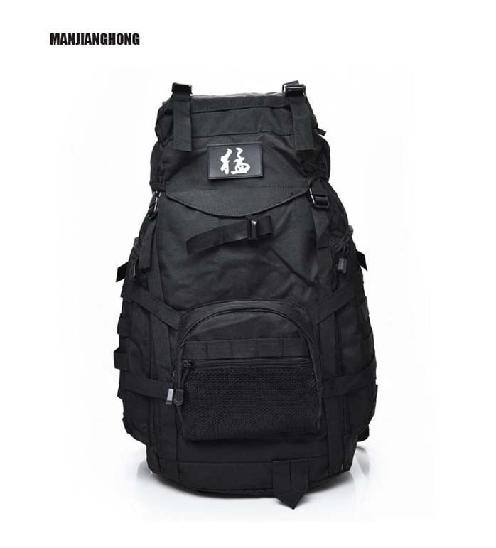 2018 new camouflage play leisure man backpack Waterproof large capacity 36-55L men and women backpacks Backpack Free Shipping dugadi dzrzvd 36 55l