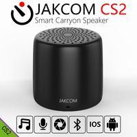JAKCOM CS2 Carryon חכם רמקול בנפח גבוה בס משופר רמקולי bluetooth מיקרופון 30 דקות לתשלום מהיר מחנה נייד