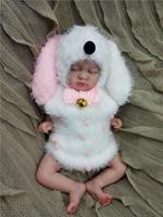 Baby Photography Props dog puppy Newborn Fotografia Accessories Infant Studio Shoot costume outfits 0-1M or 3-4M