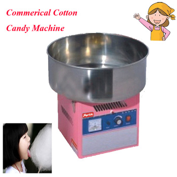 Electric Cotton Candy Machine Commercial Use Cotton Floss Machine with English Instructions FY-M3 hot sale commercial use latest product drink smoothie machine slush machine with ce