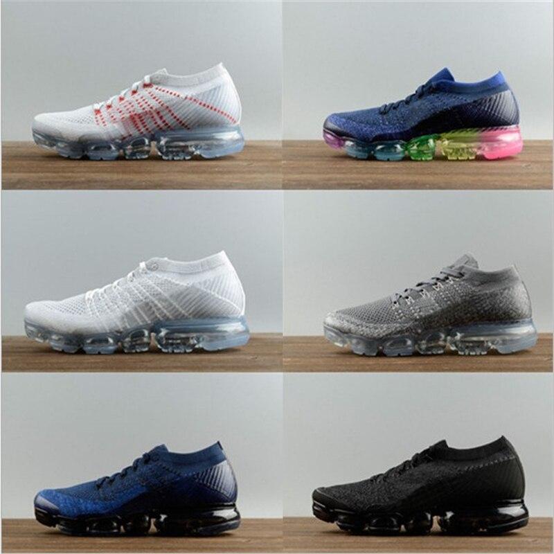 MYMQ VAPORMAX 2.0 hommes et femmes chaussures décontractées sport baskets de plein air Original authentique marque Designer Jogging