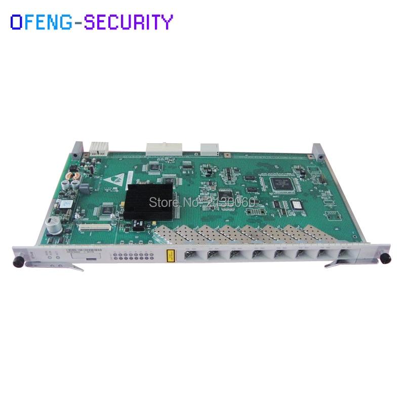 Huawei Original H801 ETHB 8 Port GE Uplink Board, Used For Huawei MA5680T MA5683T, EPON/GPON/10GPON