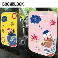 Car Styling Children Kick Mat Seat Back Protector Cover For Subaru Forester Toyota Corolla Avensis RAV4