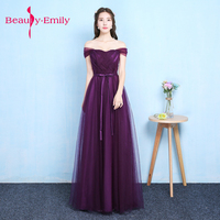 Lady beauty 2019 Robe De Soiree purple Slit Long Evening Dresses women fashionable Formal Gown Long Prom Dresses robe rouge