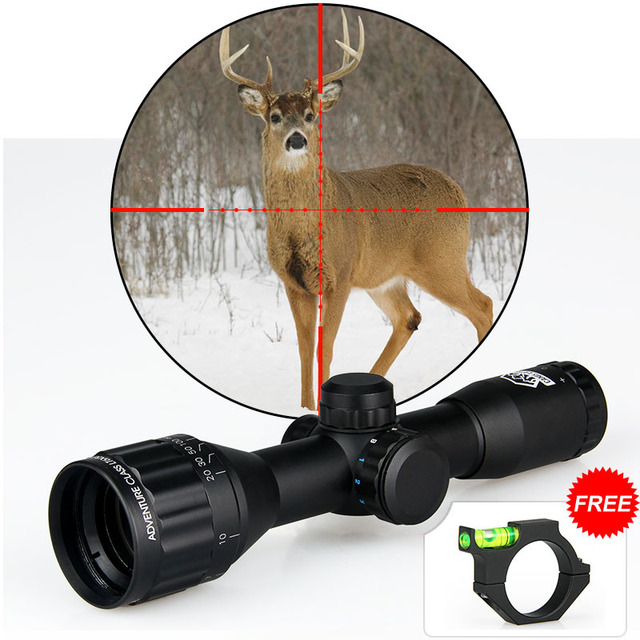 Canis Latrans 6x32mm Tactical Mil-Dot Rifle Scope For Hunting HS1-0145