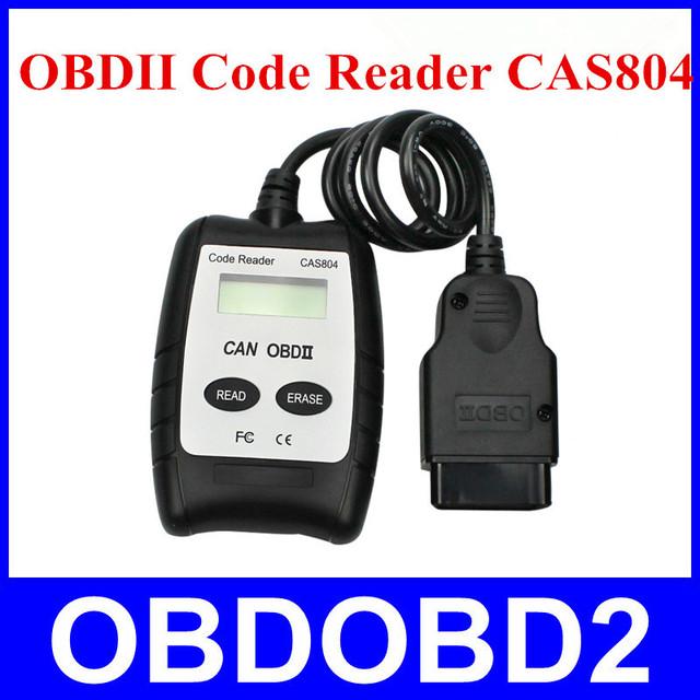 Envío Libre CAN-BUS Del Lector de Código CAS804 Profesional Funciona 1996 y Más Reciente Año Auto Borrar Código de Apuro de Diagnóstico