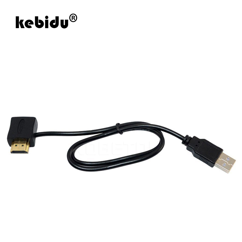 kebidu New Arrival HDMI Male To Female HDMI Adapter
