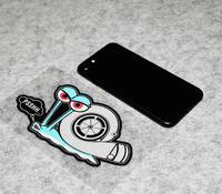 Pegatinas de vinilo para motocicleta, calcomanía de carreras y Motocross, reflectante, accesorios para moto