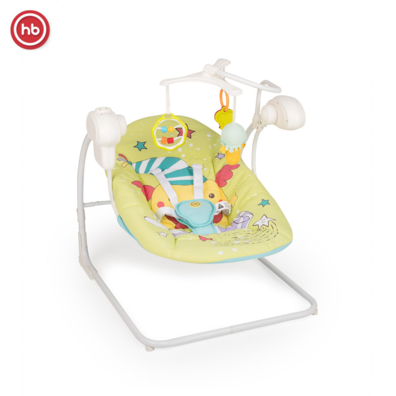 Swings Happy Baby Jolly V2 kidsfurniture электрокачели happy baby jolly v2 blue