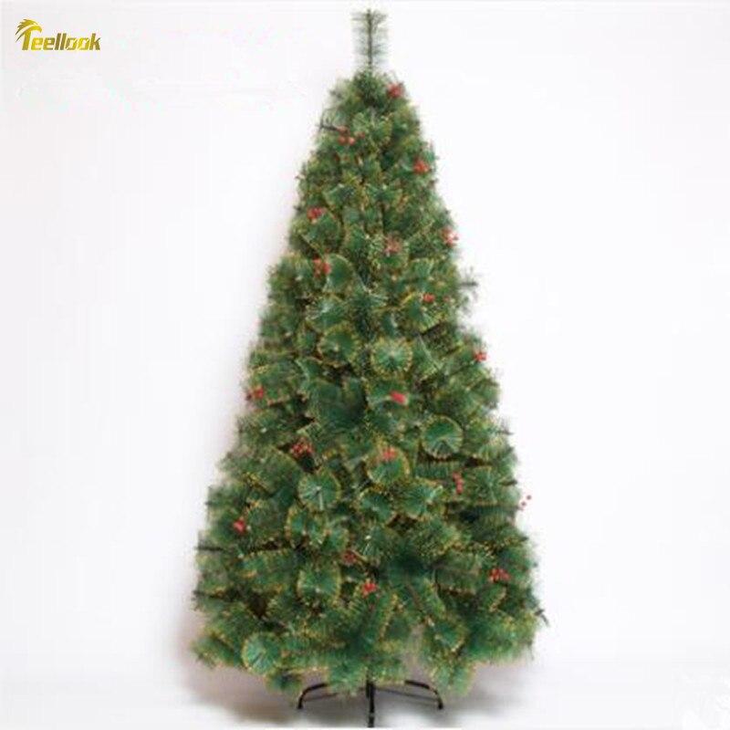 Christmas Tree Needles: Teellook 1.5m 3.0m Decorated Phnom Penh Pine Needles