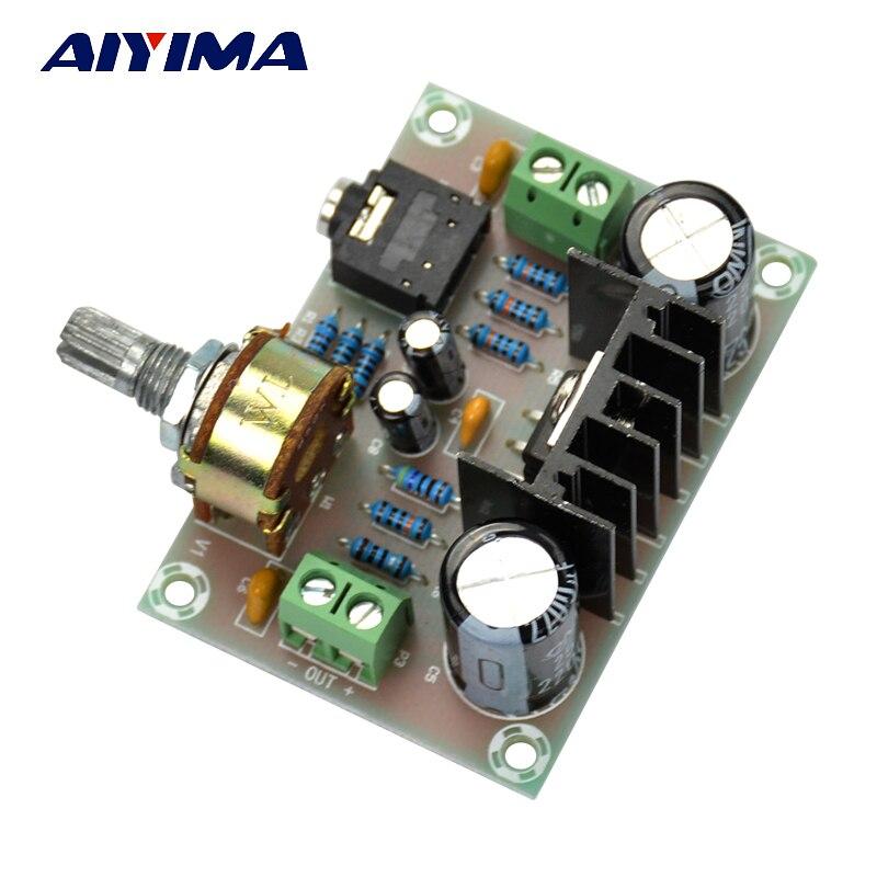 Aiyima Tda2030a Audio Verstärkerplatine 18 Watt Klasse Ab Mono Verstärkerplatine Dc/ac12v
