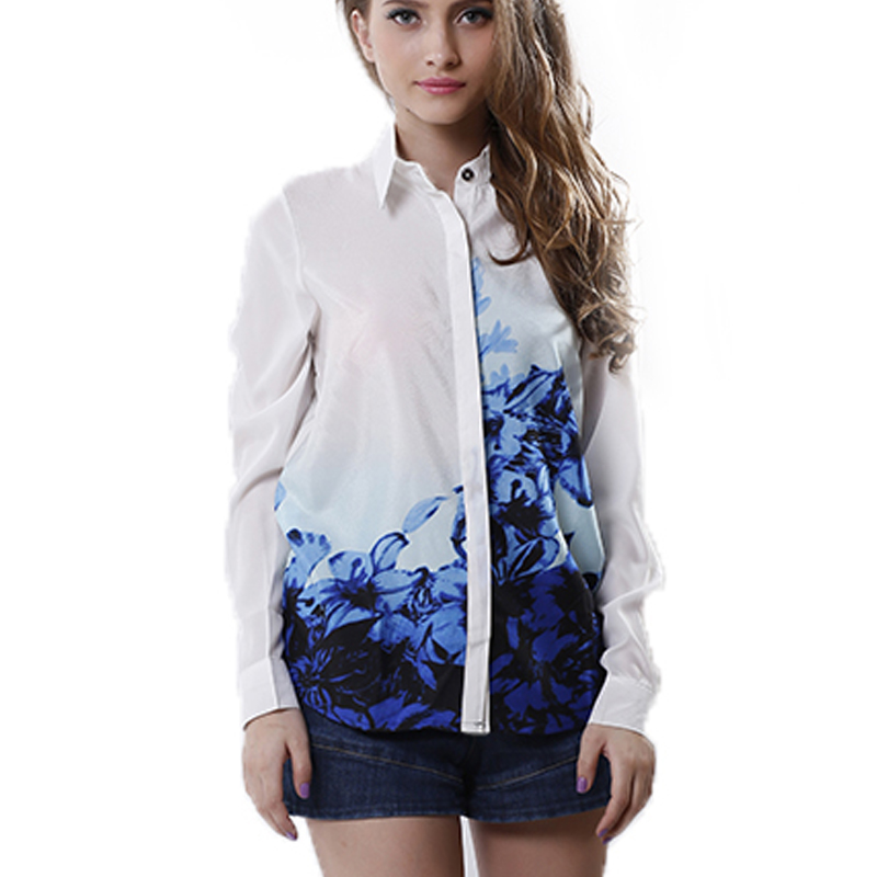 font b women b font fashion chiffon font b blouses b font lady font b